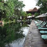 La Residence, Siem Reap (pool)