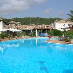 piscina villaggio veraclub costa rei