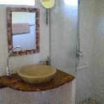 Salle de bain chambre ECRUE. SPACIEUSE !!