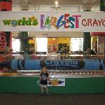 Crayola Factory July 2009