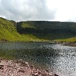 Llyn y Fan Fach glacial lake