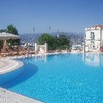 Ece Saray pool