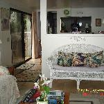 inside Orchid Suite, Belle Vue B&B, Big Is, Hawaii