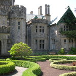 Hatley Castle Front View