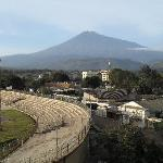 Mount Meru - the view from Room 502 - my window