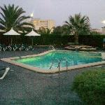 This was the pool