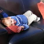 A couch was carried out for my son when he got tired and they noticed that I did not have his pr