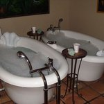 Our amazing relaxation bath