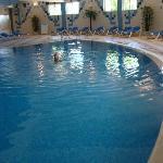 piscine intér.