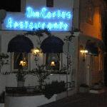 The outside of the restaurant
