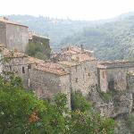 Medieval town of Minerve