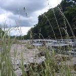 Aysgarth Falls close to Askrigg
