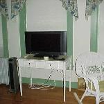 TV in Summer room