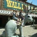 At Wall Drug, Wall, SD