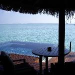The plunge pool and deck - Villa 430