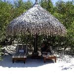 Hideaways dotted around the island