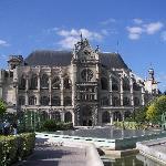 St-Eustache, Paris