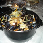 Mussels - the house speciality