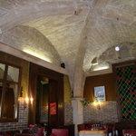 Restaurant Cerdan - inside
