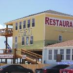 Restaurant next door