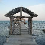 The Yoga pier