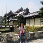 Este templo esta a 5min de The Kyoto Aranvert Hotel