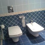Toilet and bidet