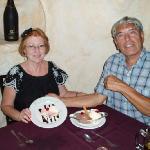 42nd Anniversary Cake