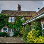 Claxton Hall Cottage View 2