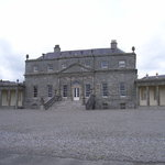 Russborough House Front