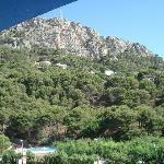 Vistas desde la habitación (montaña)