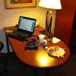 Nice work desk.