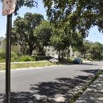 Across Street