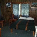 Inside my cabin
