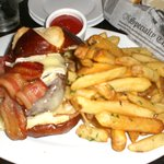 the Rockit Burger