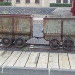 Vagonnets pour le transport du charbon