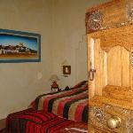 habitación desierto