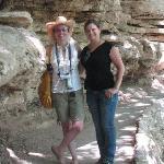 Montezuma Wells w/ Karen & Kendra