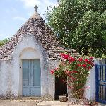 A trulli house in Alberobello