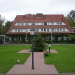 Hotel Doellnsee Schorfheide, Original Building