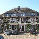 L'hotel des roches, un batiment de 1634
