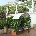Terrace at Il Tramonto