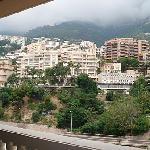 View from our terrace