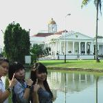 Bogor Palace Bild