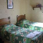 Bedroom witth two singel beds