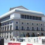 Teatro Real Photo