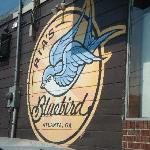The Blue Bird!  A MUST for any Atlanta visitor (or local!)