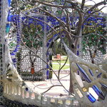 Minnie Evans Bottle Gazebo at Airlie Gardens; a must visit!