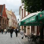 shopping in Vilnius
