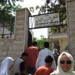 Damasco. Mausoleo de Salah ad Din
